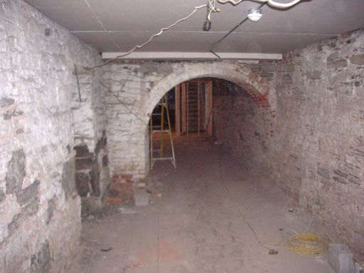Cellar and Basement Tanking